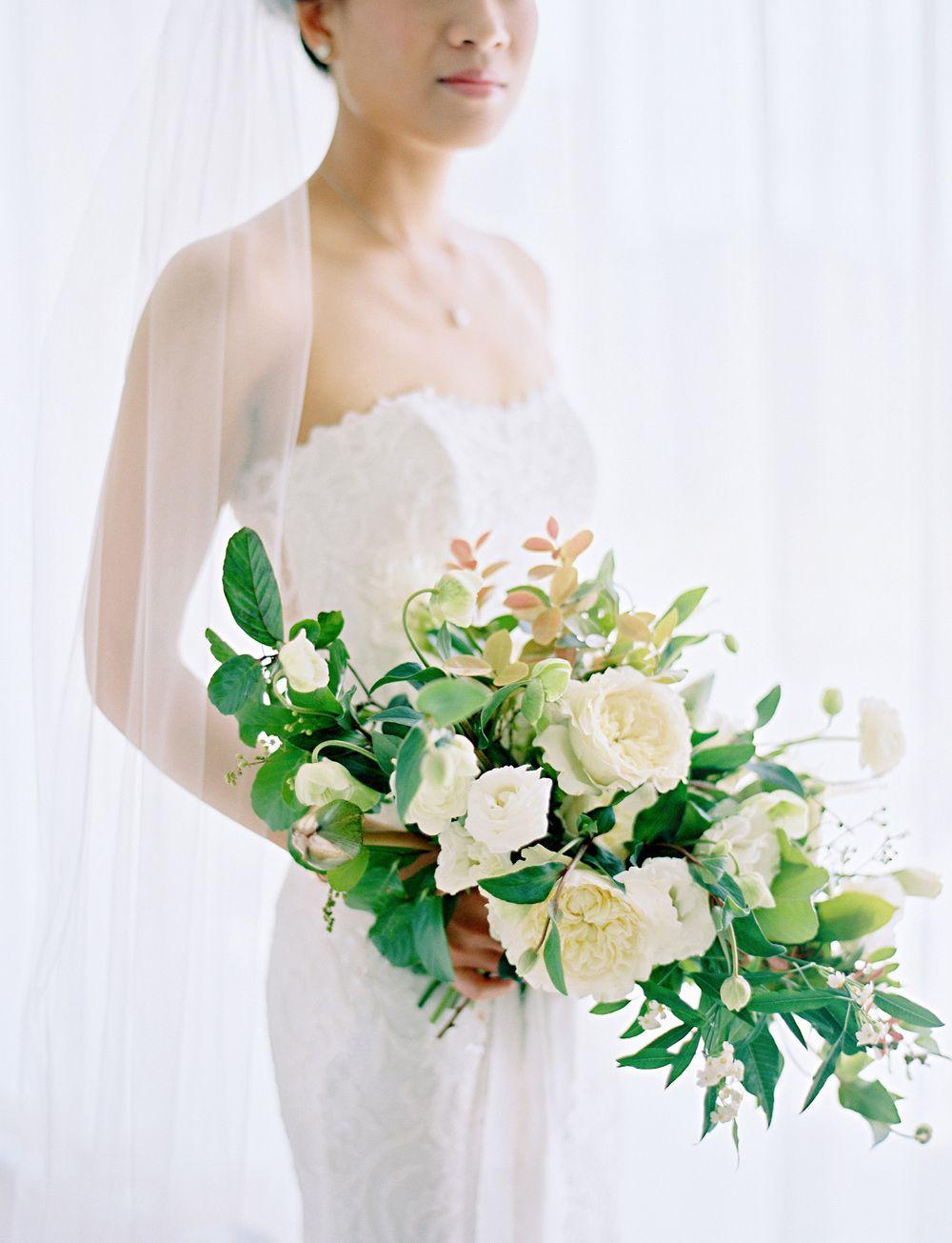 Elegant Beachfront Wedding In Thailand Thailand Wedding Florals