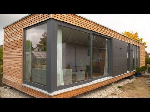 Miniappartments, Wohnwürfel, Container Neue Antworten auf