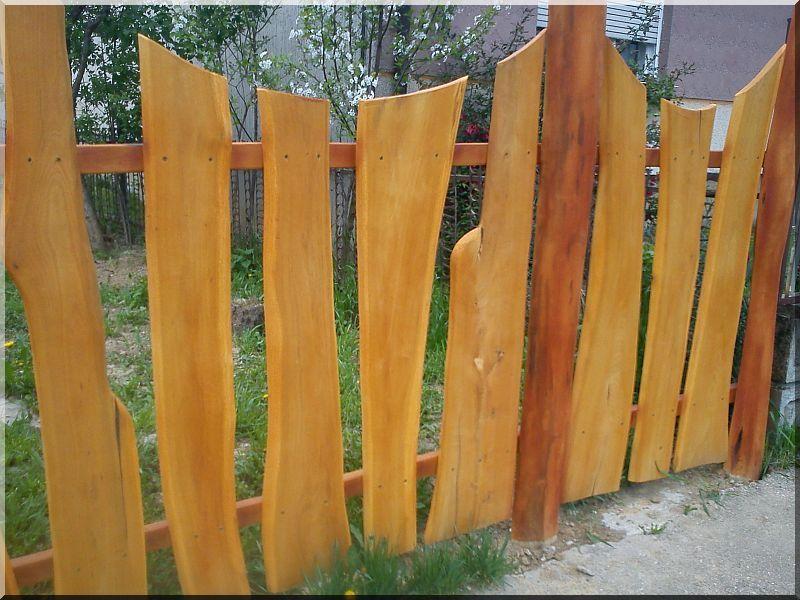 Rustikale Holzzaune Vorgarten Zaun Holzzaun Zaun Garten
