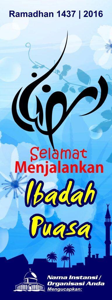 Hasil Gambar Untuk Contoh Poster Kegiatan Ramadhan Pdf Spanduk