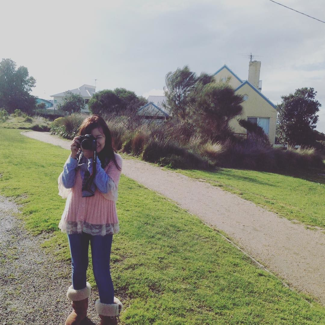 The Photograph .... #flashback #photograph #edsheeran #optimistic #apollobay #melbourne #greattime  #betrue #tomyself #beme #freedom #traveldiaries by kittyclaire_ http://ift.tt/1LQi8GE