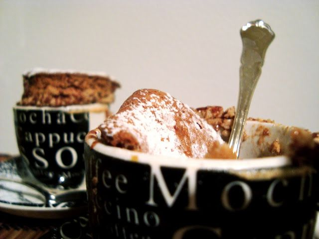 Yummy Baker: Suklaakohokas eli soufflé