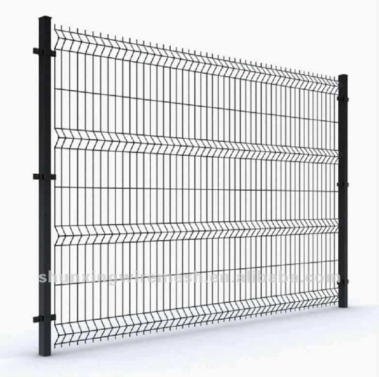 Iso9001 & Ce Certified Welded Wire Mesh Fence Designs - Buy Wire ...