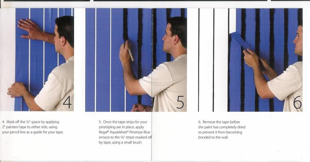 How To Paint Yankee Pinstripe Walls Photo This Was Uploaded By Turn2mlb Find Other Pictures And Photos Or