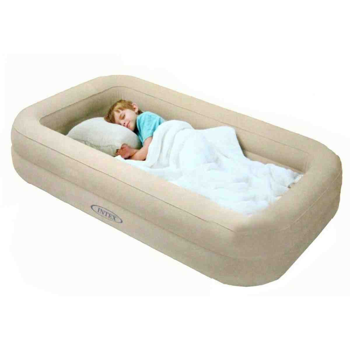 Portable Bed Frame For Air Mattress Portable Toddler Bed Toddler Travel Bed Portable Bed