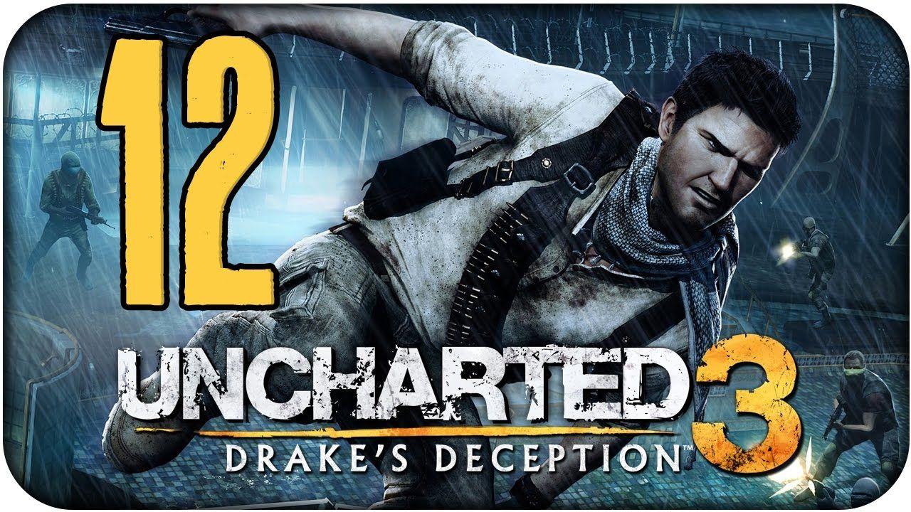 Uncharted 3 | Walkthrough | Parte 12 | Polizón