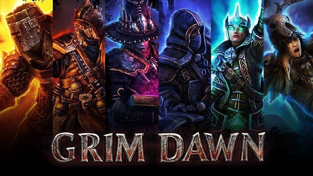 Grim Dawn Download Free Pc Games Download Game Download Free Hack And Slash