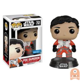 Pop Star Wars Poe Dameron No Helmet 72 Funko Pop Star Wars Classic Star Wars Star Wars Collection
