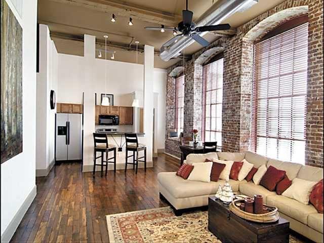 Porterdale Mill Lofts Loft Interiors House Home