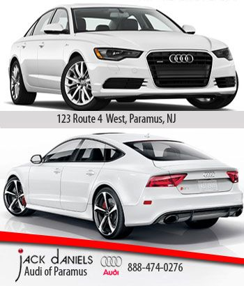 JACK DANIELS AUDI OF PARAMUS IS LOCATED JUST MINUTES FROM THE GARDEN - Jack daniels audi