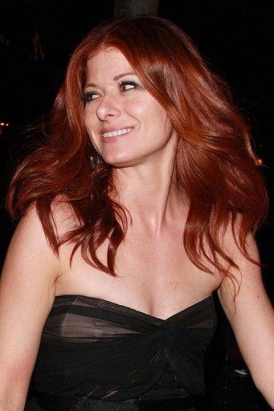 Image result for debra messing red hair | For my Crowning ...