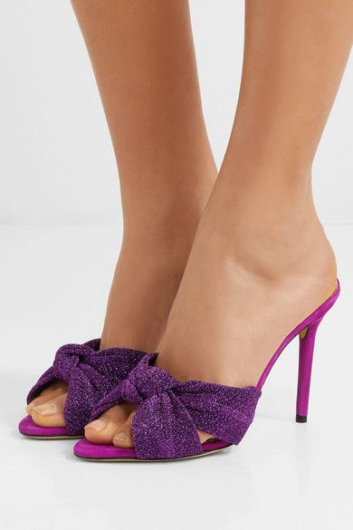 Heel Measures Approximately Mm  Inches Purple TexturedLam
