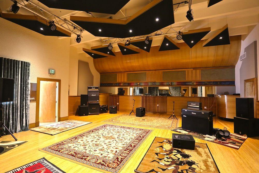 Band Practice Room Rehearsal Room Recording Studio Studio