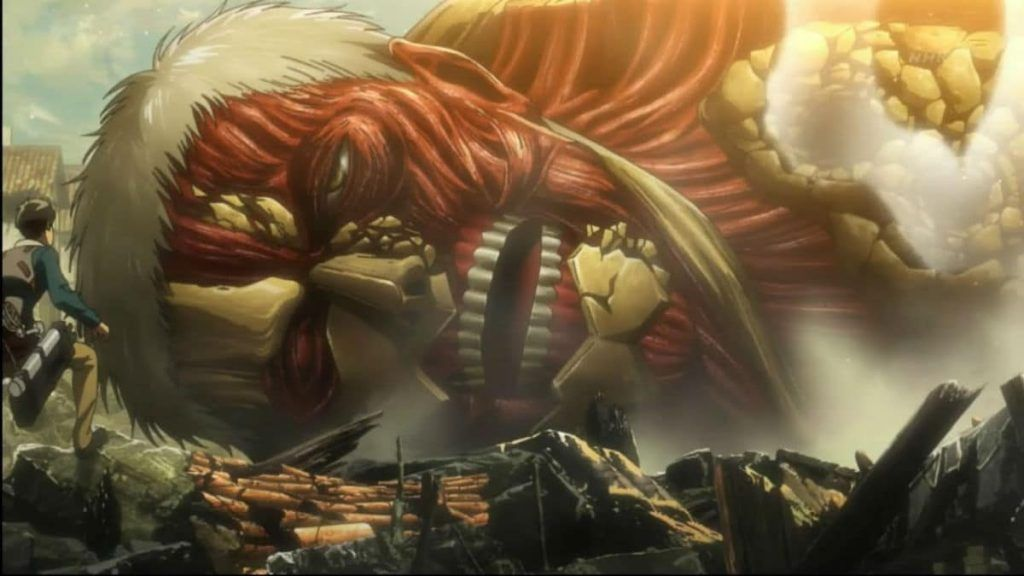 Heres when is the most lovable anime series attack on