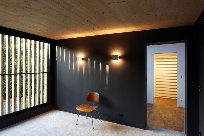 Lode architecture - Maison D - Espace intérieur | House | Pinterest ...