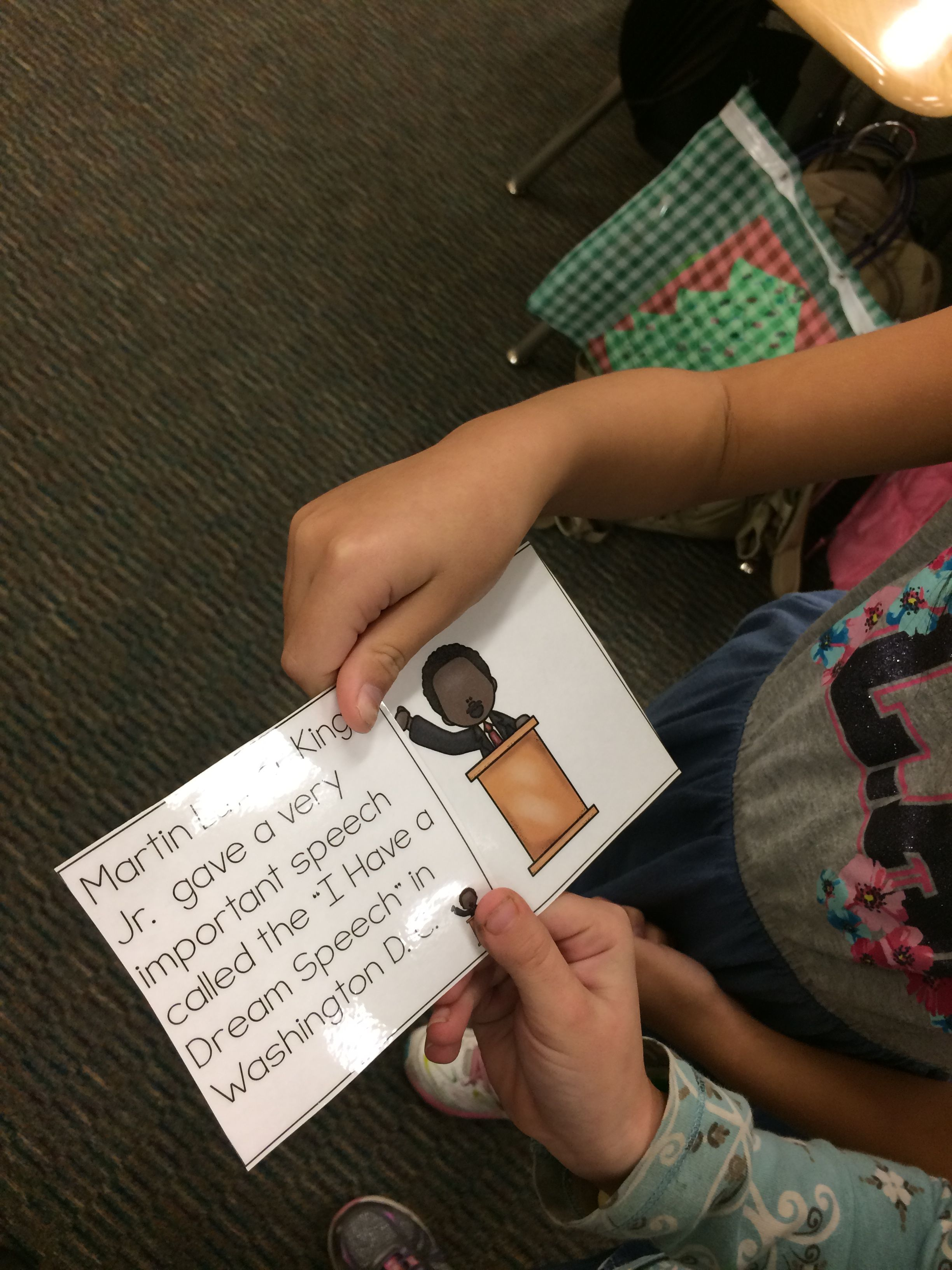 Martin Luther King Jr Close Reading And Writing Unit With