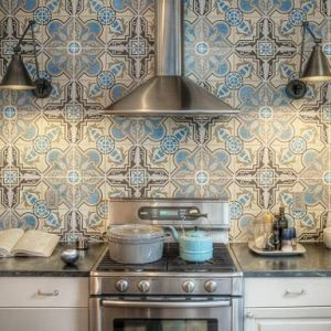 kitchen backsplash designs pictures the artisan appeal of avente tile cement 19136