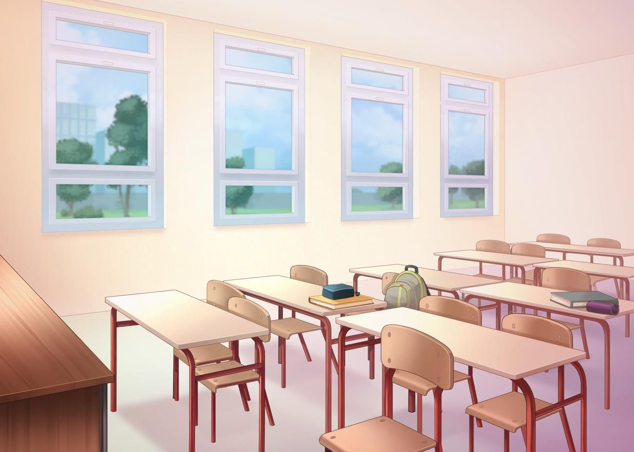 Luokkahuone A