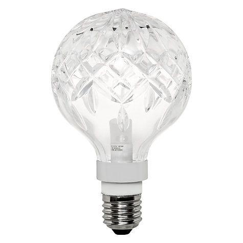 Lee Broom 2w Es Led Clear Crystal Bulb Clear Bulb Lee Broom Led
