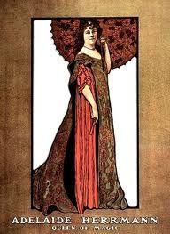Adelaide Herrmann Queen of Magic