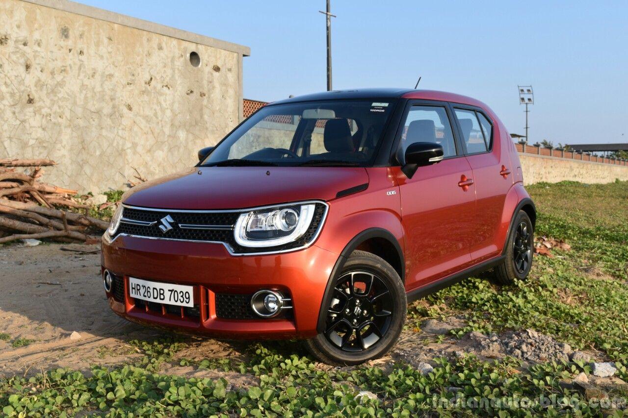 India Made Maruti Ignis Suzuki Ignis Exported To Indonesia