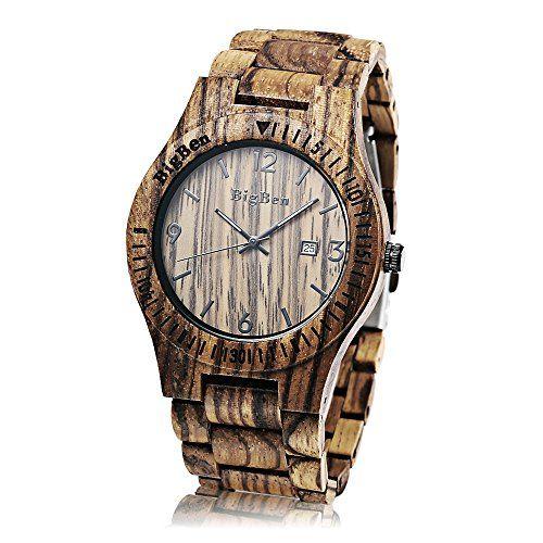 [$34.39 save 43%] Amazon #DealOfTheDay: BigBen B01 Male Quartz Watch Wooden Band Luminous Date Display Wristwatch http://www.lavahotdeals.com/ca/cheap/amazon-dealoftheday-bigben-b01-male-quartz-watch-wooden/160869?utm_source=pinterest&utm_medium=rss&utm_campaign=at_lavahotdeals