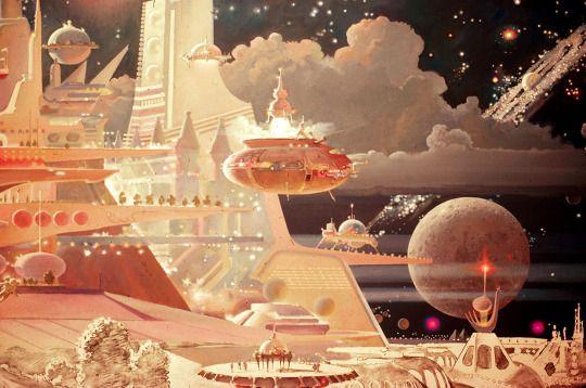 The vault of retro sci fi graphic content pinterest the vault of retro sci fi voltagebd Images