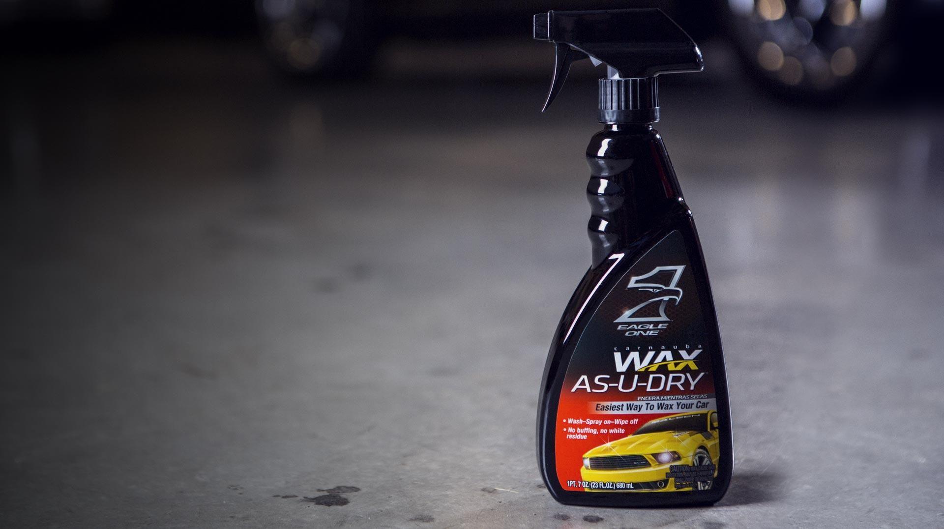 Eagle One SuperStarCarWash Goodyear Arizona Wax clean