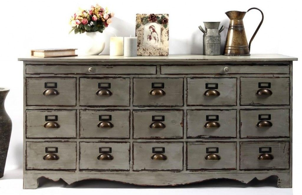 meuble-design-style-industriel-2 furniture Pinterest Style and