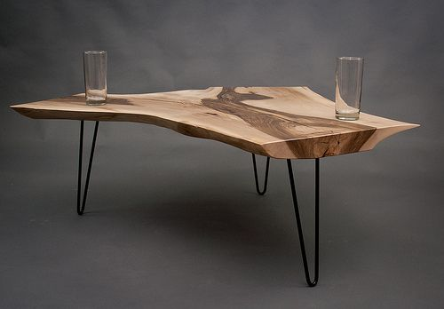 Live Edge Reclaimed Wood Table   Seattle   Flickr   Photo Sharing!