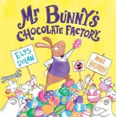 Image result for my bunny's chocolate factory