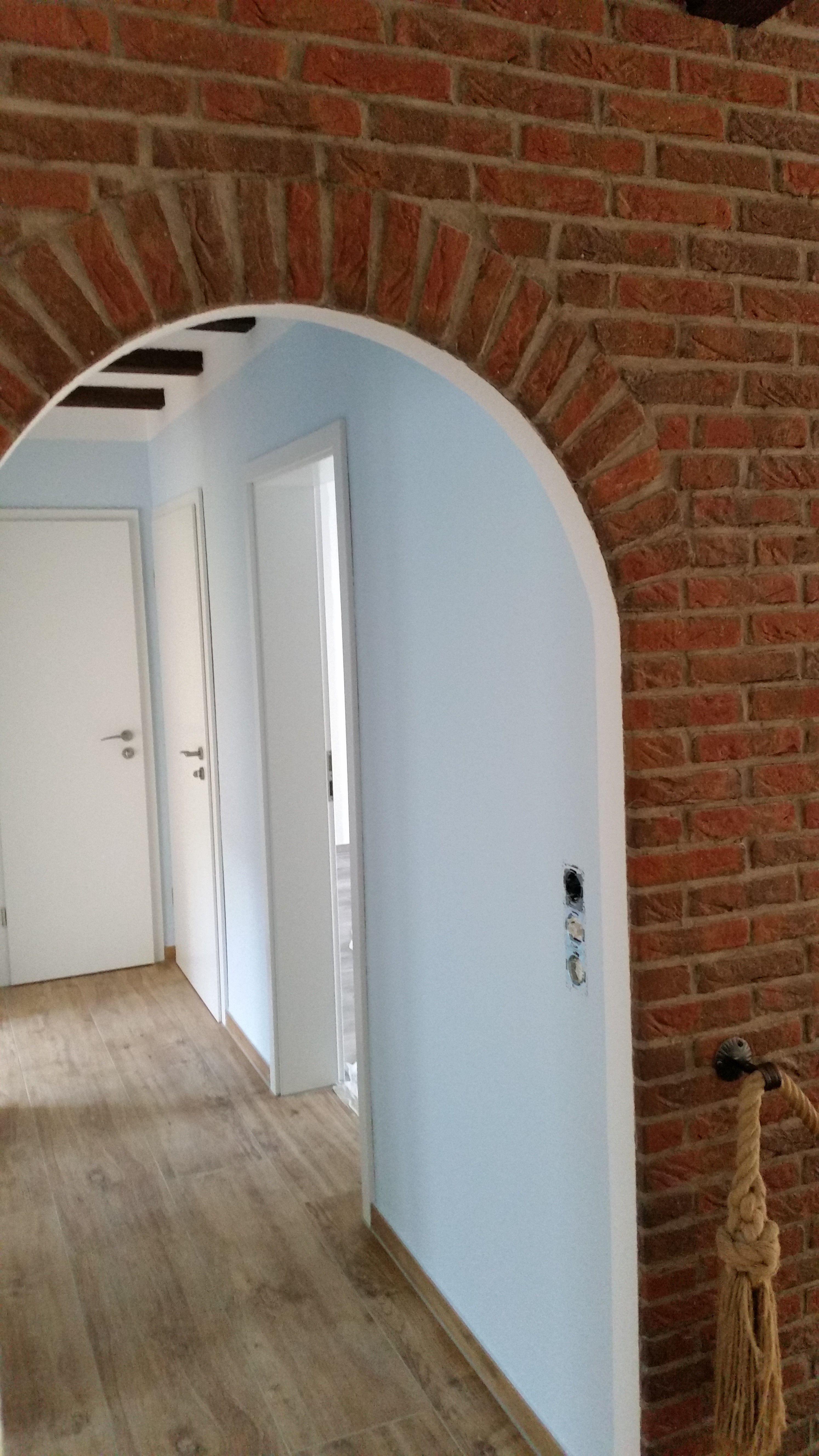 Wohnraumdesign Flur | Designideen Steinwände | Pinterest
