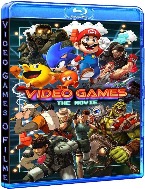 Blog Do Professor Andrio Cine Historia Video Games O Filme