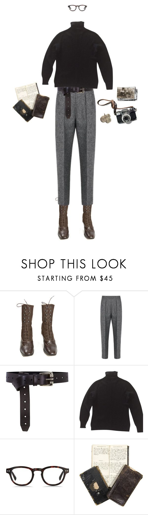 """""""*"""" by thehighlands ❤ liked on Polyvore featuring Maison Margiela, Karen Millen, Hermès, Bailey Nelson, men's fashion and menswear"""