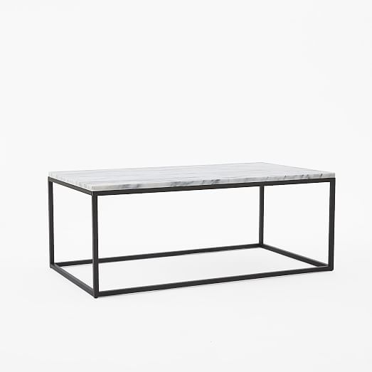 Box Frame Coffee Table Marble Antique Bronze Box Frames