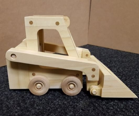 Wood Toy Plan