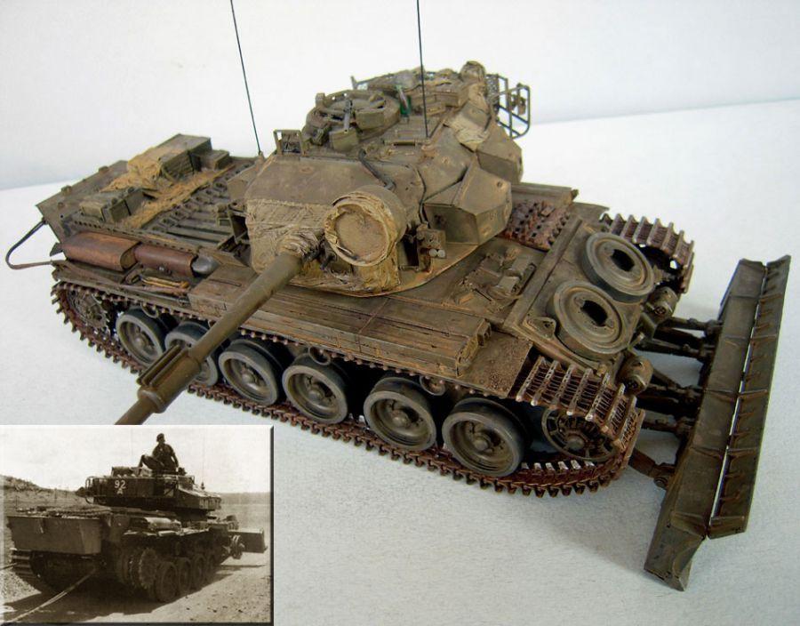 TRACK-LINK / Gallery / Centurion Mk 5/1 Dozer, Vietnam