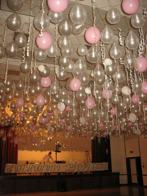 Doilies Ribbon Balloons Loooots Of Work Cc It Looks