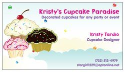 Did you know Vistaprint has Premium Business Cards? Check mine out! Create anything from Business cards to birthday party invites at Vistaprint.com. Get incredible sales, 3-day shipping and more!