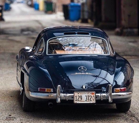 connection Vintage car