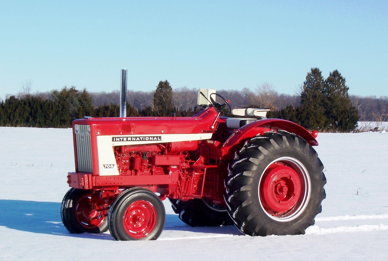 1964 Ih 706 Gas Wheatland International Harvester Tractors International Tractors Tractors