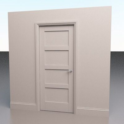 4 panel solid interior door forever home pinterest solid 4 panel solid interior door planetlyrics Gallery