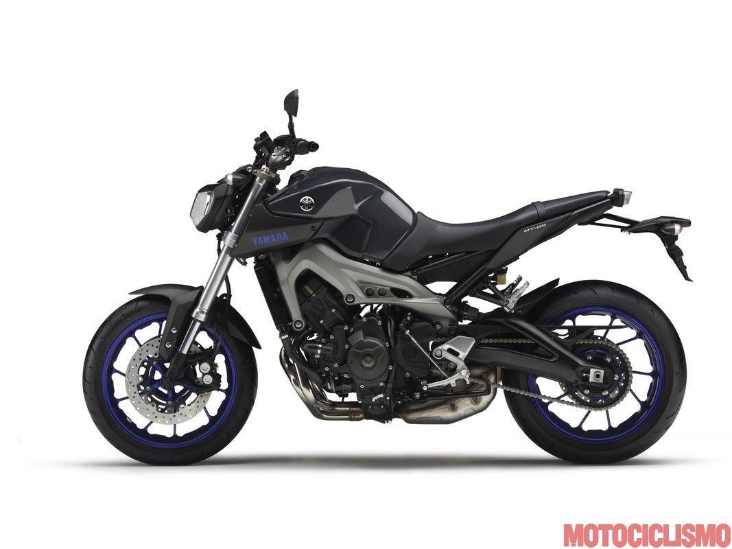 Yamaha MT-09 (via Motociclismo)