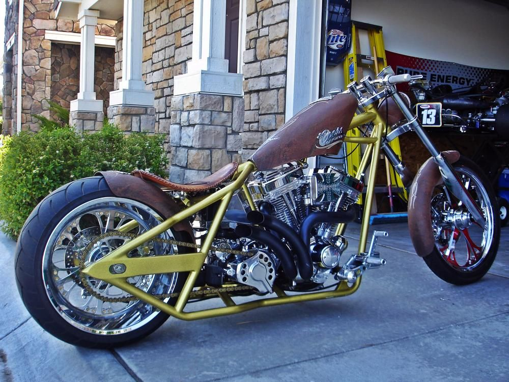 coors dominator built by west coast choppers wcc of u s. Black Bedroom Furniture Sets. Home Design Ideas
