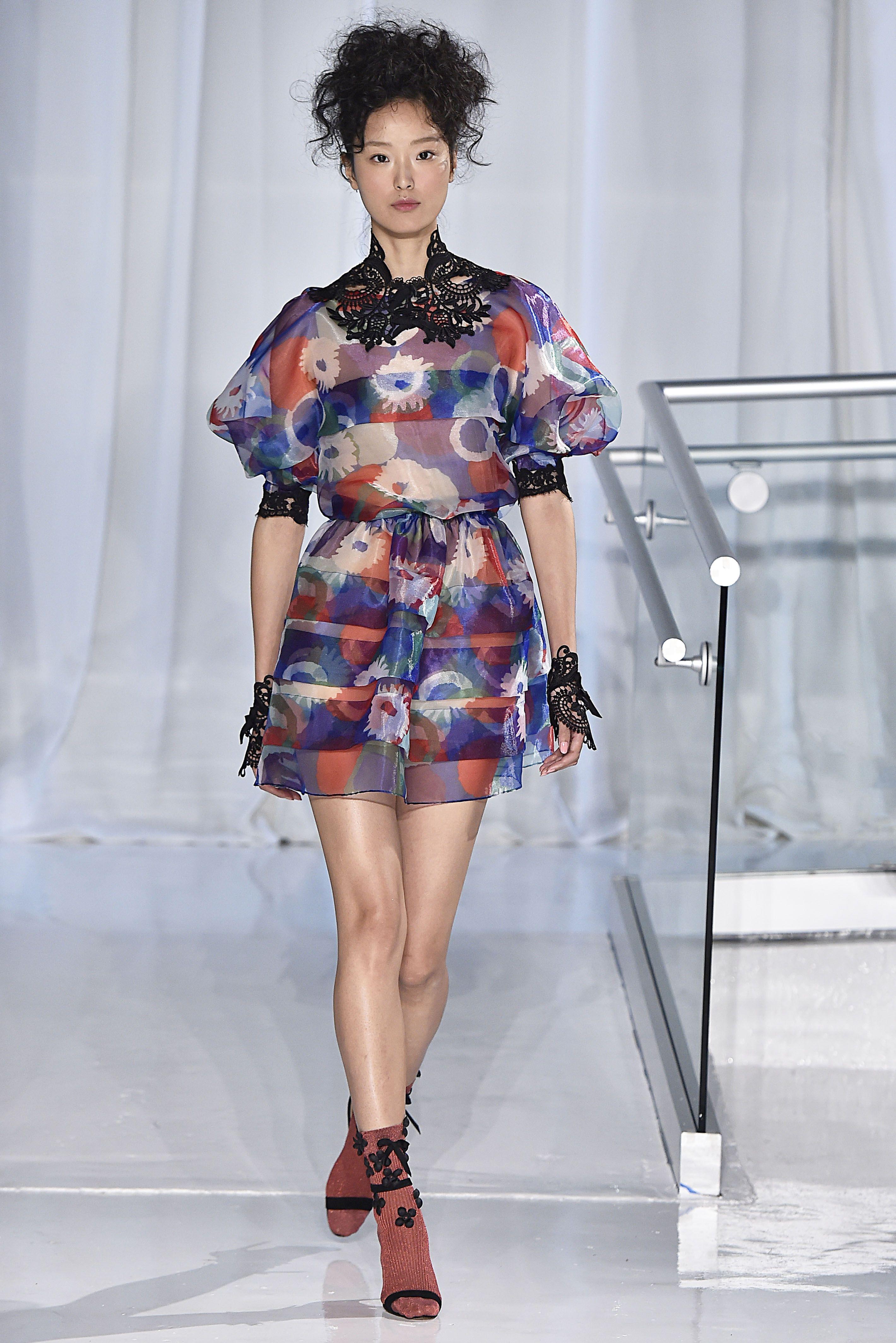 e42ae7200f5ed Reem Acra - Look 15   Audrey   Fashion, Spring, Style