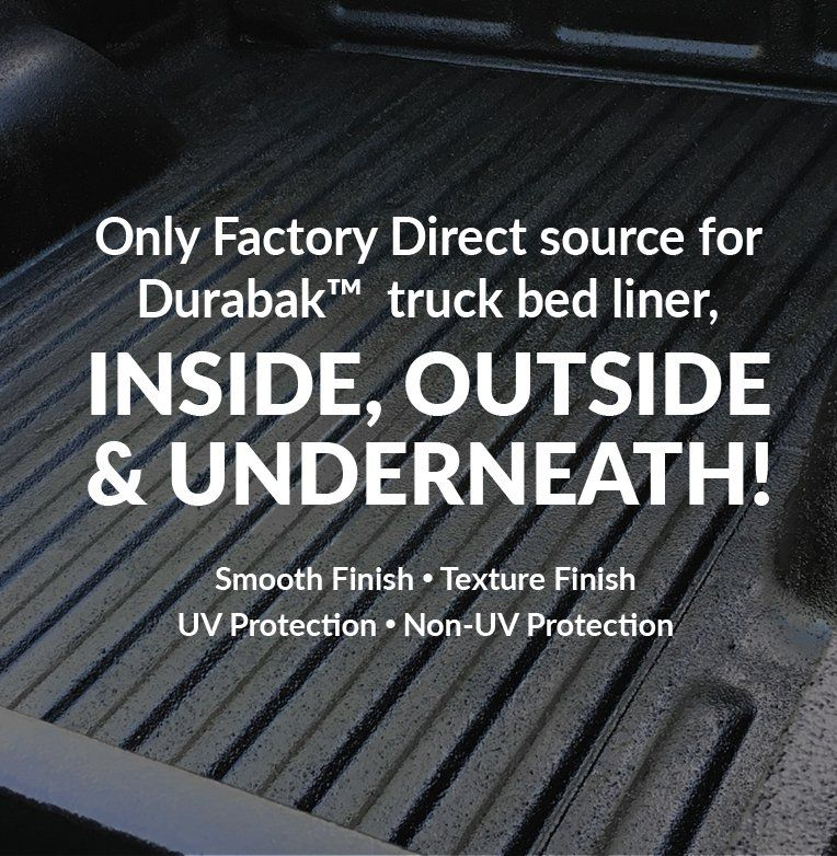 Durabak is the Best DoItYourself Bed Liner Paint, Roll