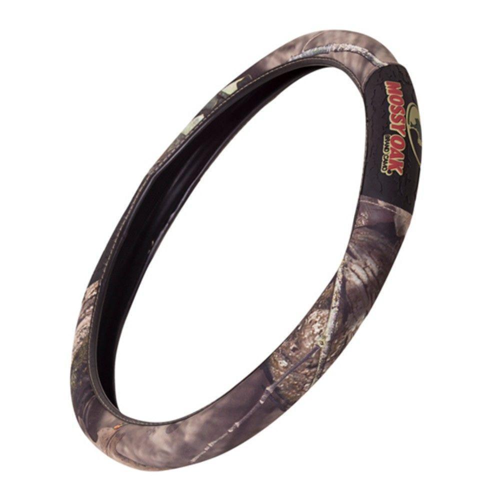 2 Grip Camo Steering Wheel Cover Msw3408 The Home Depot Wheel Cover Steering Wheel Cover Steering Wheel