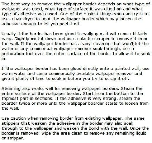 Best Way To Remove Wallpaper Glue Paste Residue And Borders Cleaning Tips Remove Wallpaper Glue Stripped Wallpaper Wallpaper