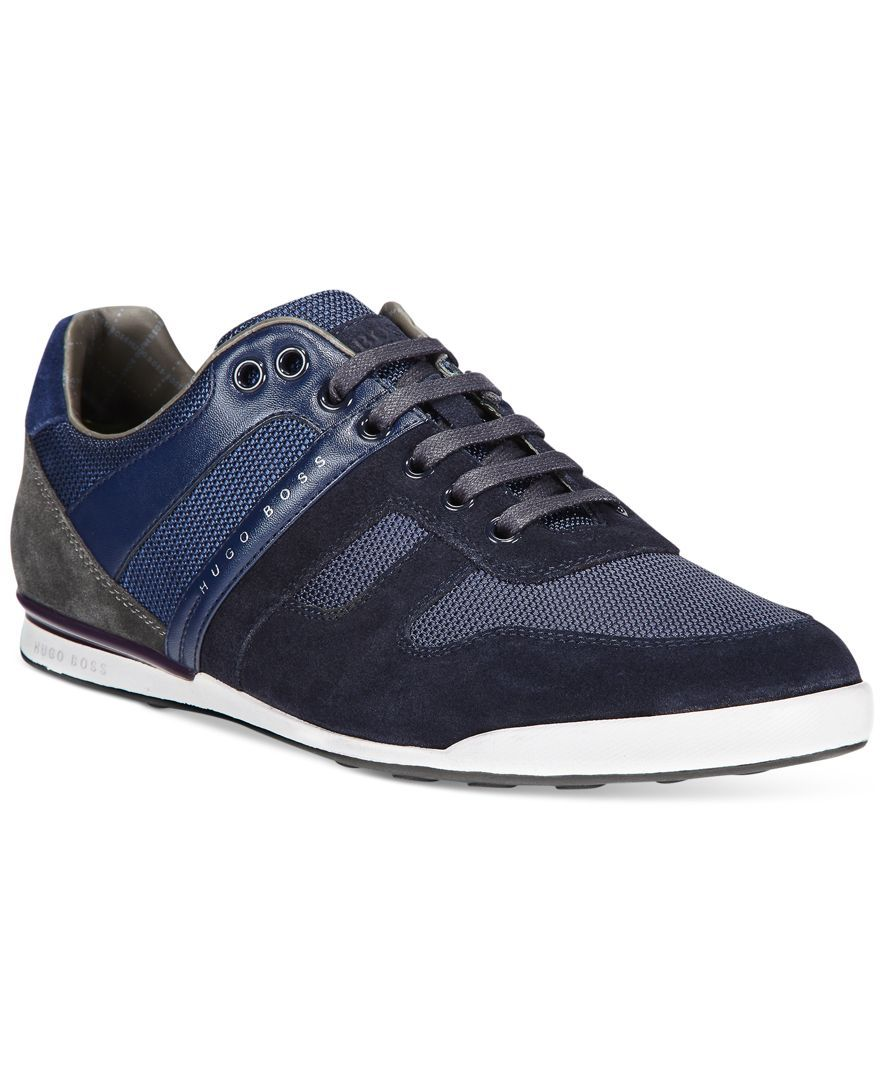 Hugo Boss Akeen Sneakers - Shoes - Men