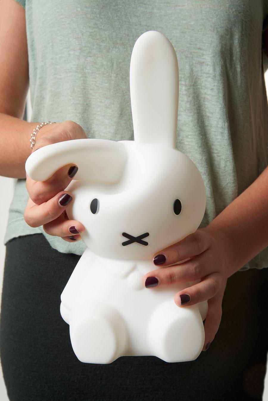 Lampe Veilleuse Lapin Miffy veilleuse design enfant lapin miffy portative. my first